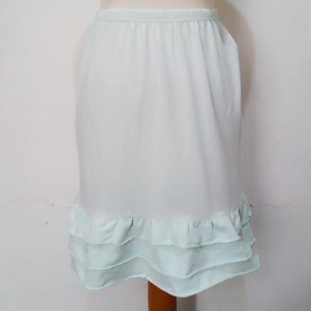 Profil De Medaille Light Green Tosca Skirt