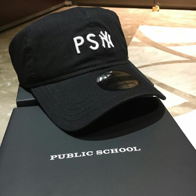 df8e644ce99c8 Public school WNL x Yankees Psny New Era Eugene Tong Chow Dao Yi 老 ...