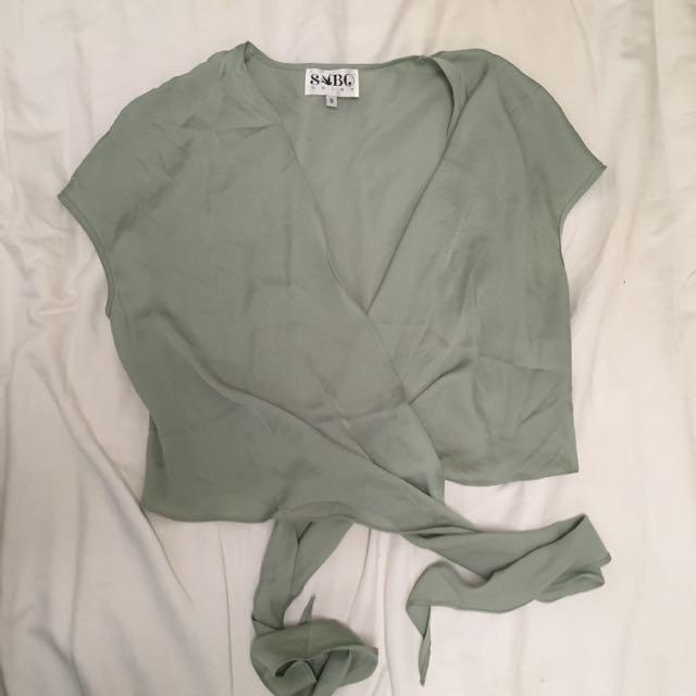 Sabo Skirt Wrap Top