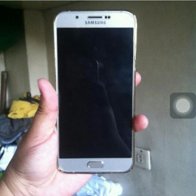 Samsung A8 Duos ( GOLD )