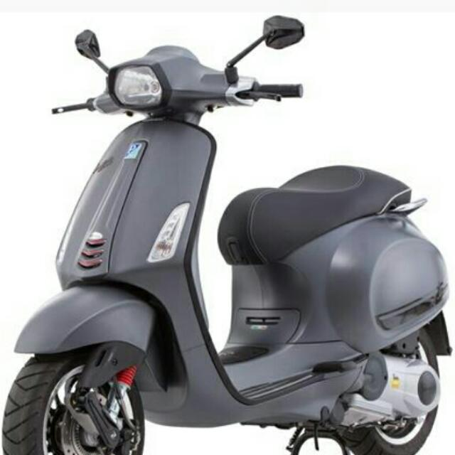 Side trim Beading Legshield for Modern Vespa Sprint and Primavera ...