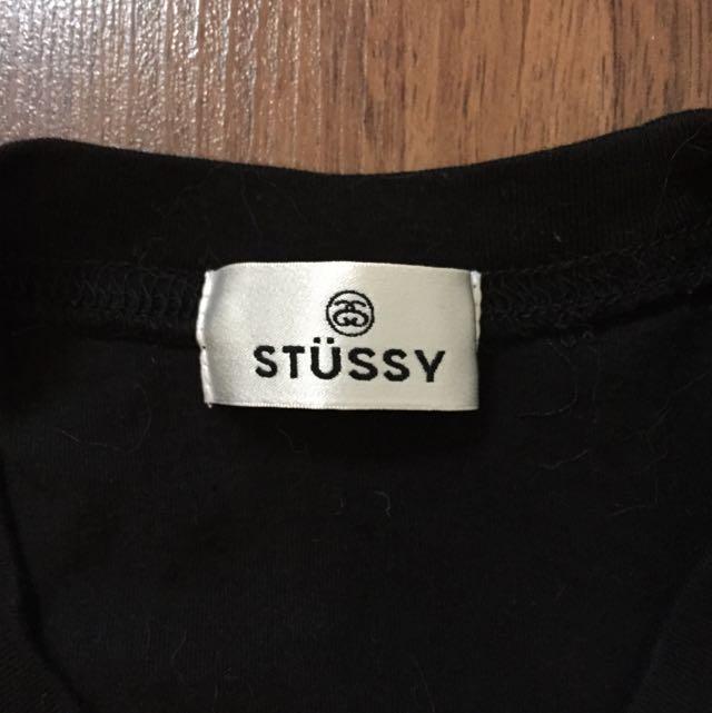 Stussy Black Top