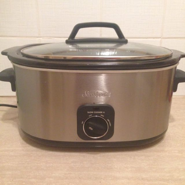Sunbeam 6L Slow Cooker