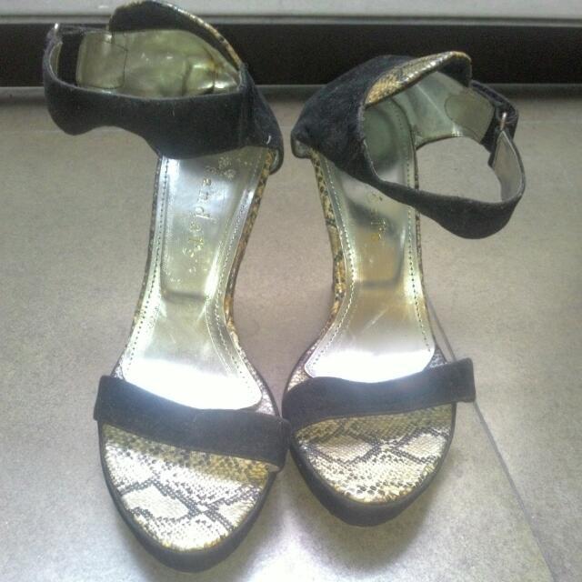 REPRICE!!!! The Sandals high heels