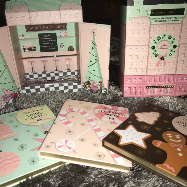 too faced grand hotel cafe / limited edition
