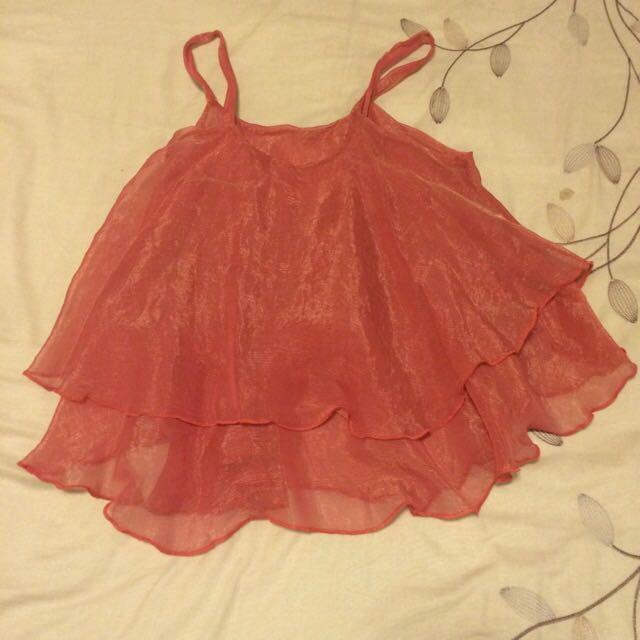 Tops/blouse/sleeveless