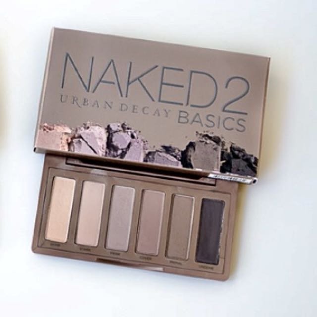 Urban Decay Naked Basic Palette 2