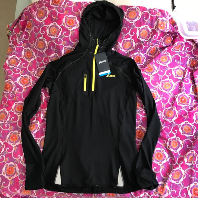 Women's Asics Training Hoodie Medium