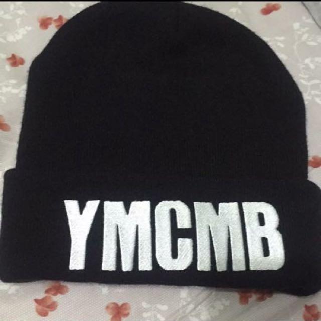 YMCMB毛線帽