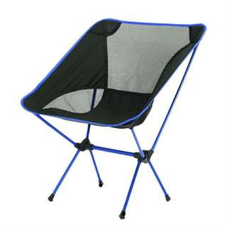 High-quality Product New outdoor Aluminium Alloy Fishing Chair Portable Folding chair Outdoor barbecue fishing Folding stool