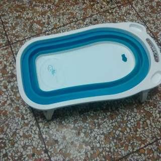 變型金剛折疊浴盆