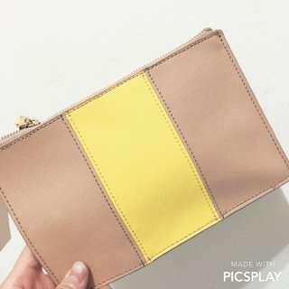 H&M 手拿包/手機袋/化妝包