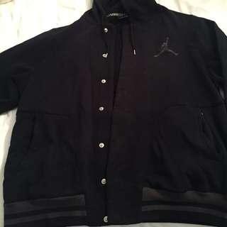 Black Air Jordan Sweater