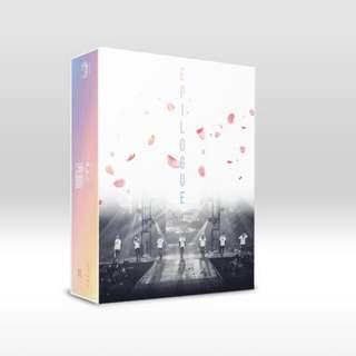 [CLOSE ORDER] 2016 BTS Live 花樣年華 On Stage : Epilogue Concert