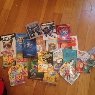 Kids Books/comics