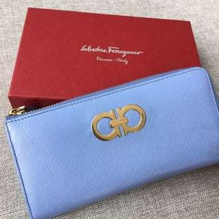 SALVATORE FERRAGAMO Wallet In Calf Skin
