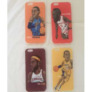 NBA Iphone 6plus case