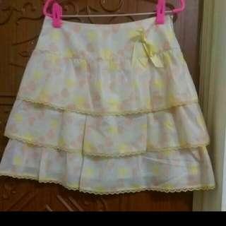 二手專櫃lace 蛋糕裙