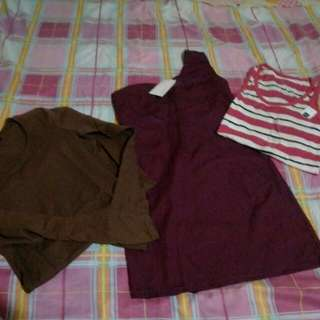 Branded Clothes in Bundle 10