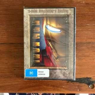 Iron Man 2 Disc Collectors Edition