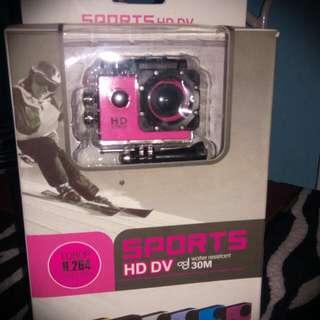 Sports Camera HD DV1080