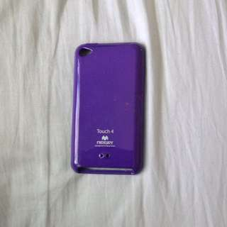 iPod Touch Purple Cover