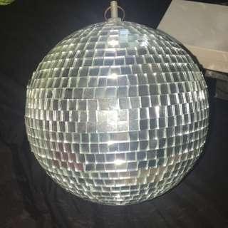 Large Mirror Disco Ball