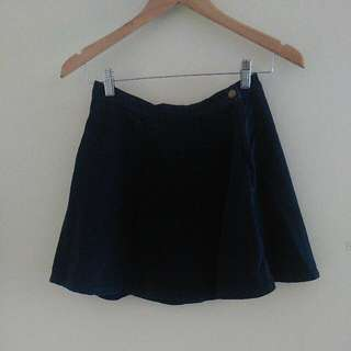 REDUCED American Apparel Corduroy Skirt