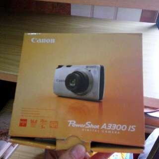 Canon Power Shot 3300 IS