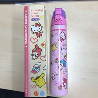 Authentic Sanrio Stainless Steel Bottle