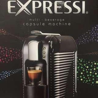 Coffee Machine . Retail Price $80