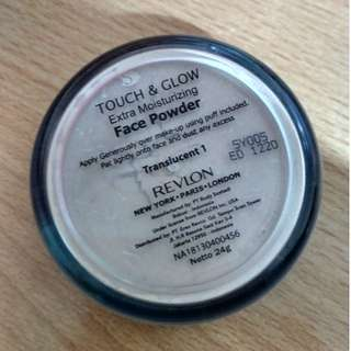 Revlon Touch and Glow Extra Moisturizing Face Powder
