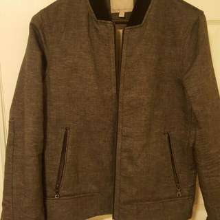 BANANA REPUBLIC MENS BOMBER