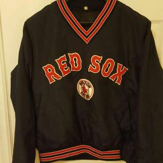 BOSTON RED SOX windbreaker