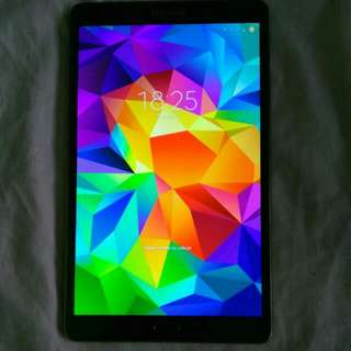 Samsung Tab S 8.4 Brown/Gold Wifi Only