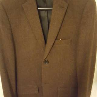 Topman Brown Blazer
