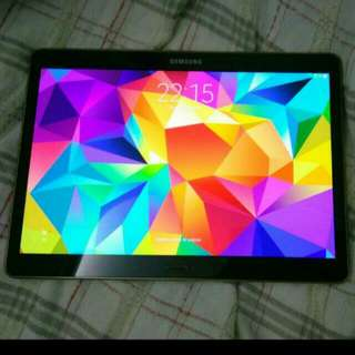 Samsung Tab S 10.5 Brown/Gold Wifi Only