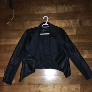 Le Chateau (PU) leather Jacket