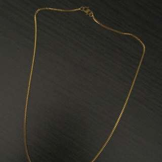 5gram 916 Gold Necklace