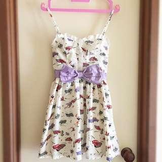 One Spo / XS - S / Lolita Style Dress