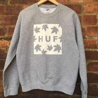 Grey Huf Jumper