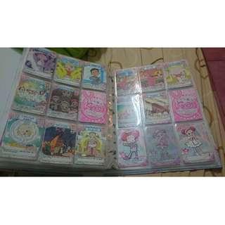 日本正版 小魔女doremi 收集卡 900張 CGC