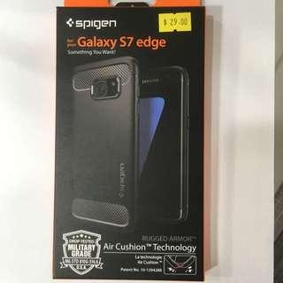 Original Spigen S7 Edge