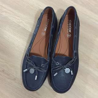 Geox Italian Soft Leather Shoes