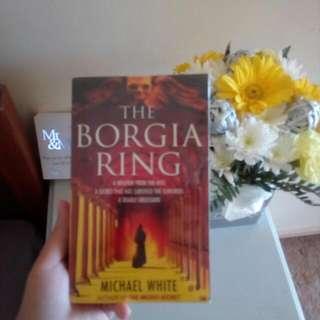 Novel - The Borgia Ring