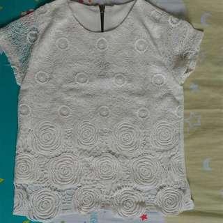 Shirt Brokat