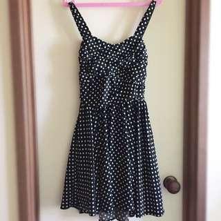 Murua / S / Polka Dot Dress