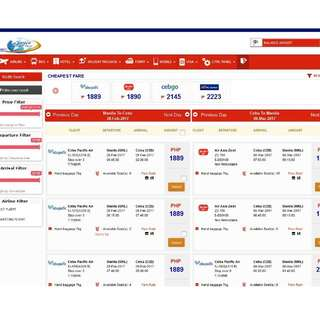 ONLINE BOOKING & TICKETING of FLIGHTS / HOTEL / TRAVEL TOUR