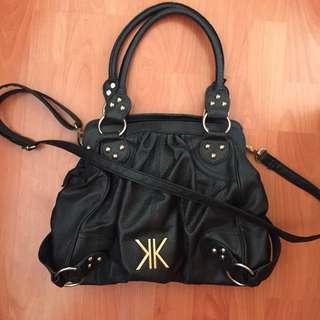 Kardashian Black Handbag