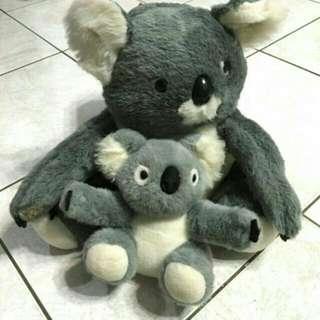 三隻小熊✕    三隻無尾熊○